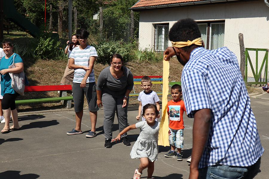 Volontariato di breve periodo (2 settimane) in Ungheria
