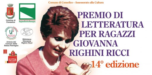 """Premio di letteratura per ragazzi """"Giovanna Righini Ricci"""", al via la 14° edizione"""
